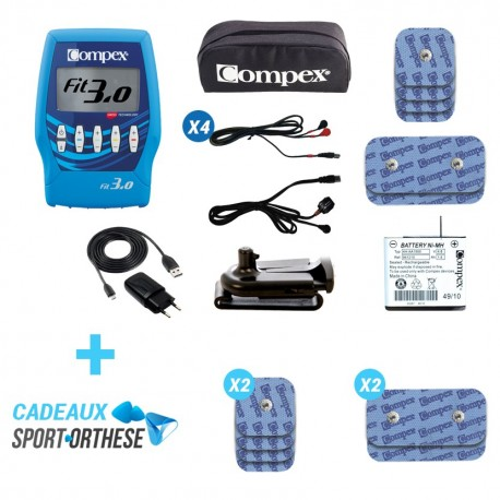 "Compex Fitness ""Fit 3.0"""