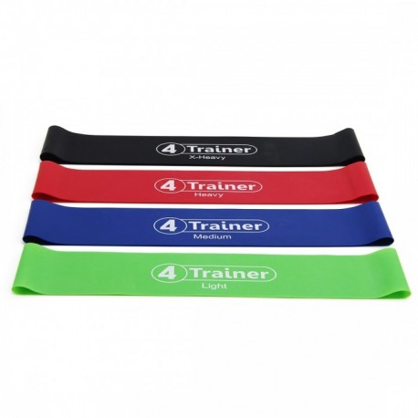 Pack Flat Bands - 4Trainer
