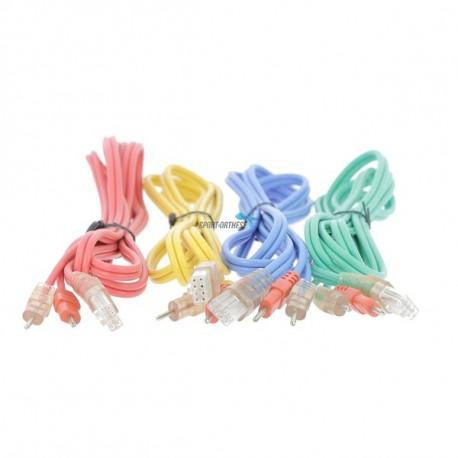 Lot de 4 Câbles