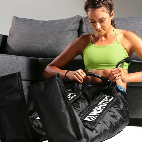 Pack NormaTec Pulse 2.0 + Sac de transport