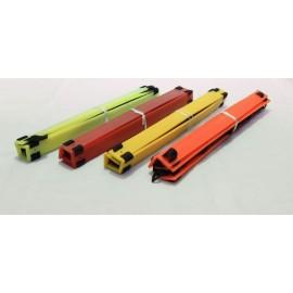Echelle de Rythme Multicolore
