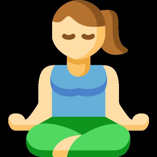 femme faisant du yoga pour illustrer le mot relaxer