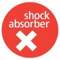 logo technologie absorption des chocs
