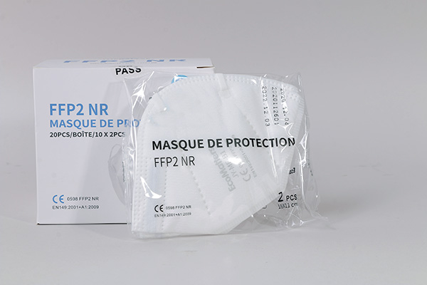lot de masques FFP2 jetables