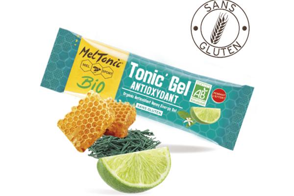 Gel énergétique Bio Antioxydant - Miel, Acérola & Spiruline