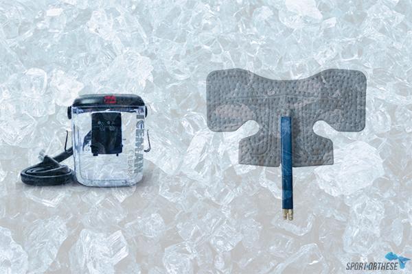 IceMan CLEAR 3 manchon épaule cryothérapie