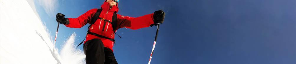 Genouillere ski