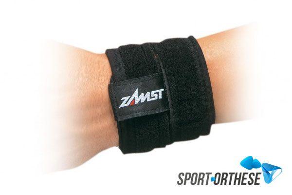 Wrist band Zamst protege poignet