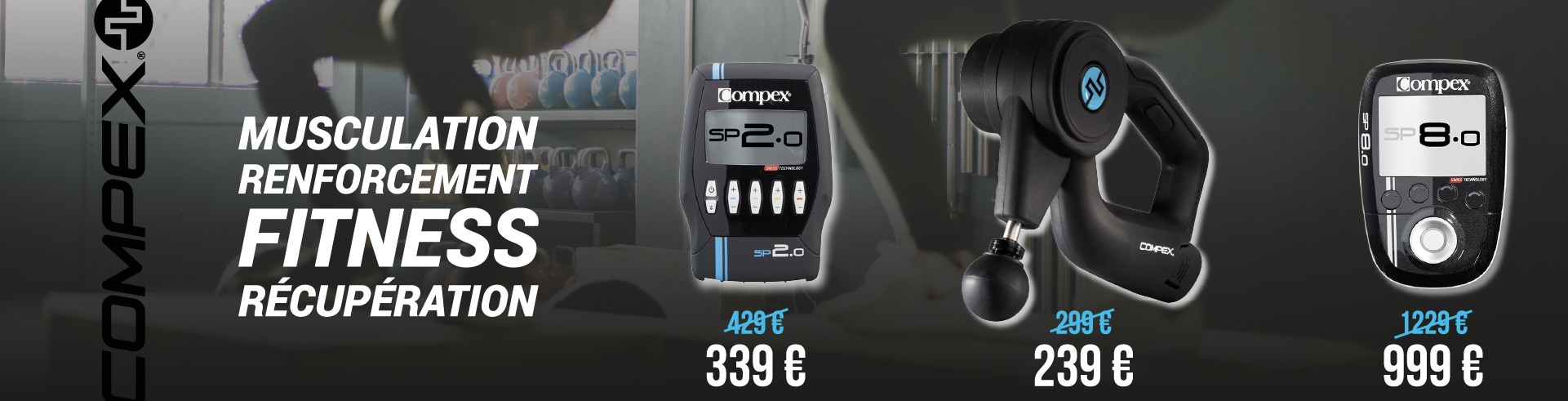 Compex promotions