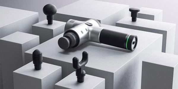 Test Hypervolt HyperIce   Pistolet d'auto-massage sans fil dernière génération