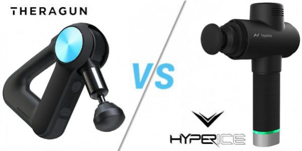 Hypervolt VS Theragun G3PRO Comparatif   Quel pistolet de massage choisir ?