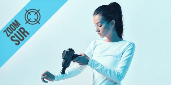 Utiliser correctement un pistolet de massage
