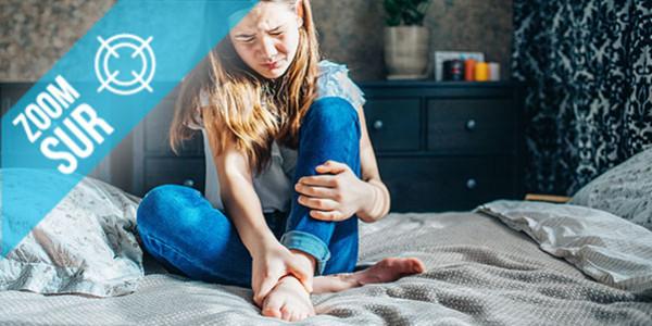 La maladie de Sever, comment la diagnostiquer et la soigner ?