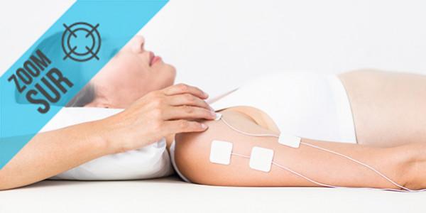 Electrostimulation pour les épaules : nos conseils