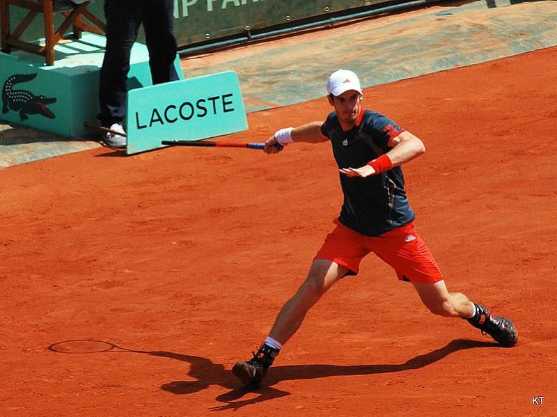 La chevillère DONJOY A60 dans le tennis : l'ambassadeur Andy Murray