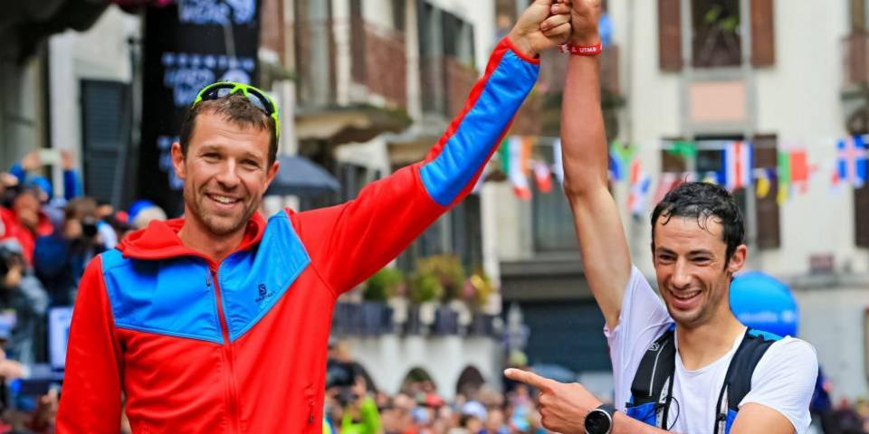François D'haene remporte l'UTMB 2017