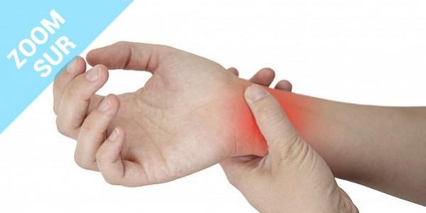 Zoom sur la fracture du Poignet-Scaphoïde