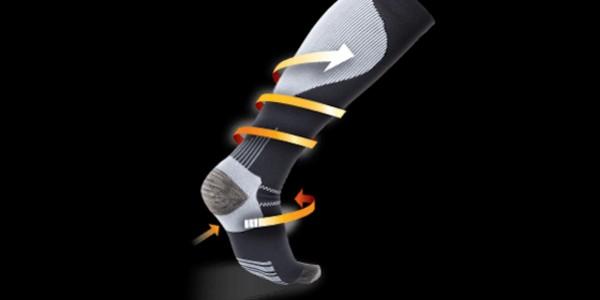 Chaussettes de compression : un accessoire phare des sportifs